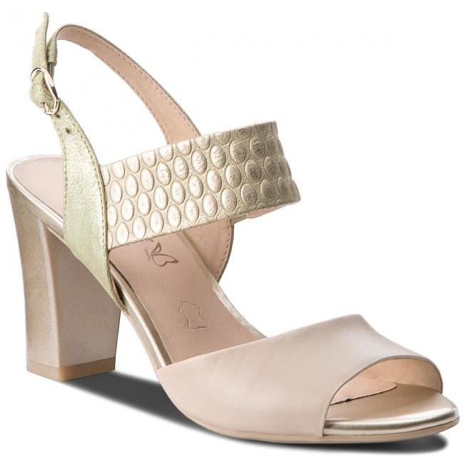 cbf65c6af94 Sandals CAPRICE - 9-28304-20 Beige Multi 403 - Casual sandals ...