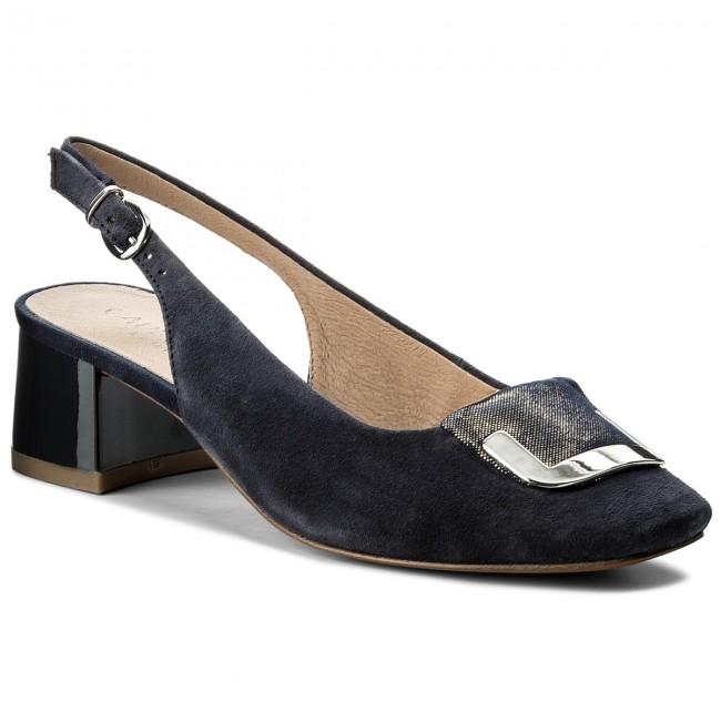Sandals CAPRICE - 9-29500-20 Navy Comb 882