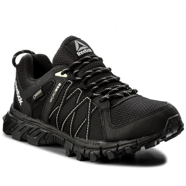 583194894 Shoes Reebok - Trailgrip Rs 5.0 Gtx GORE-TEX BD4156 Black/Aloe Green