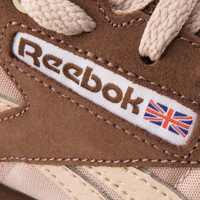 Shoes Reebok Cl Leather Mccs CM9610 CappuccinoToffeeHt Chcl