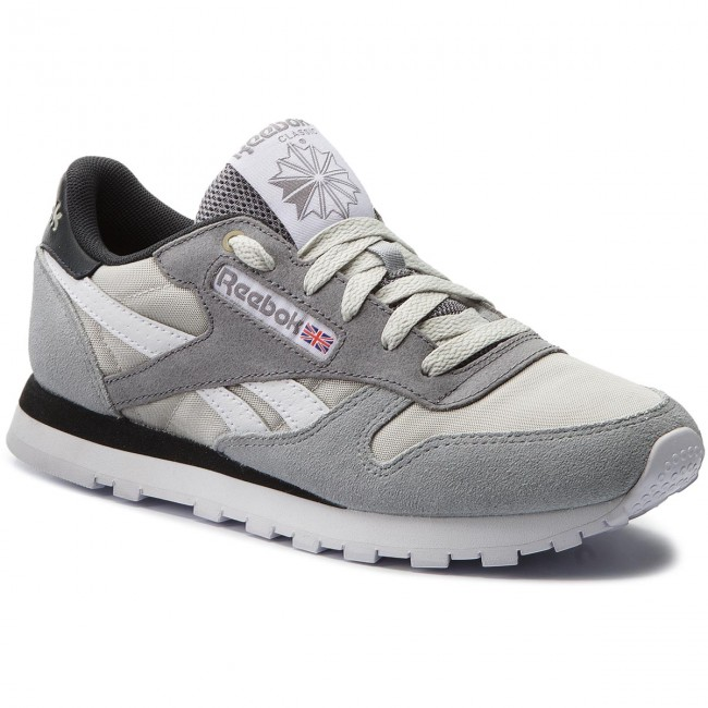 Shoes Reebok - Cl Leather Mccs CM9612 Marble/Iron/Gravel/Brown