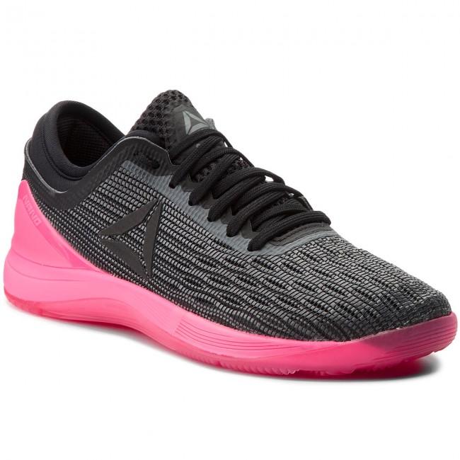 Shoes Reebok - R Crossfit Nano 8.0 CN1045 Alloy/Black/Solar Pink