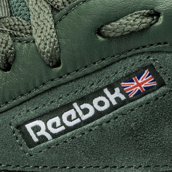 Reebok Club C 85 Essential Sneakers In Green CM8793
