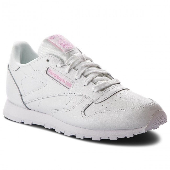 Shoes Reebok Classic Leather Metallic CM9323 White