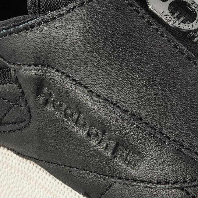 Shoes Reebok Club C 85 Zip M CN0140 BlackChalk Sneakers