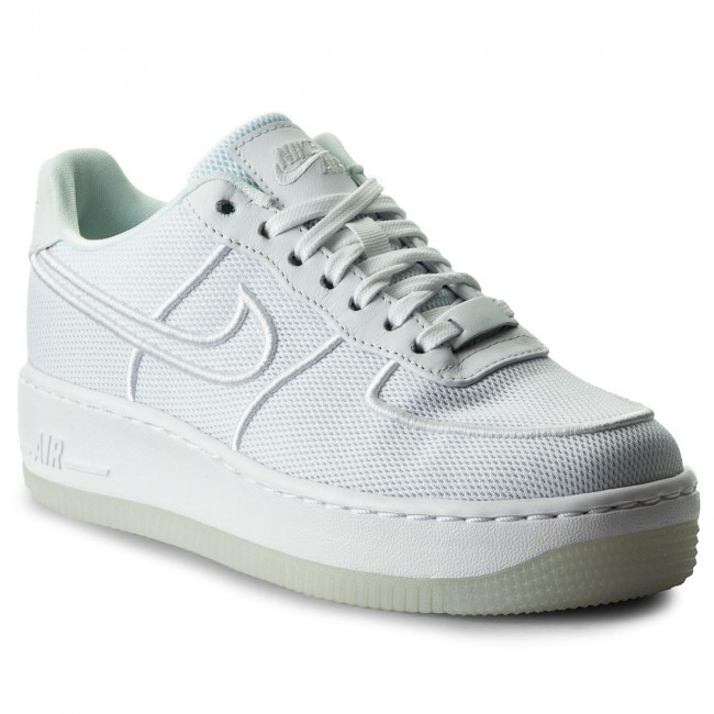 pretty nice 4c8df b6777 Shoes NIKE - W Af1 Low Upstep Br 833123 101 White/White/Glacier Blue