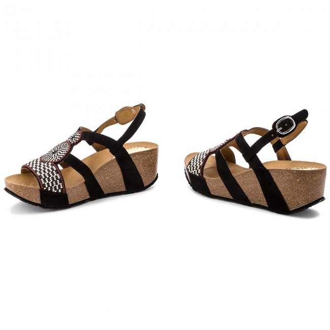 2a3ec89a91 Sandals DESIGUAL - Odisea Africa Bn 18SSHF07 2000