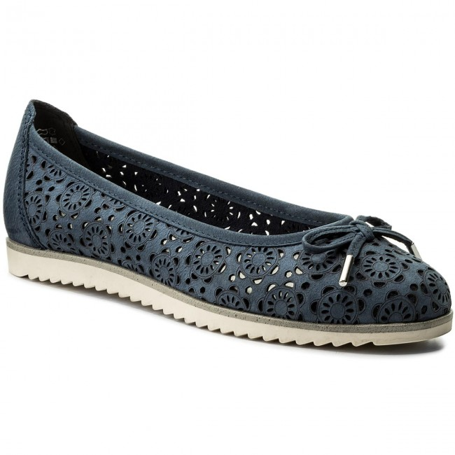 Shoes MARCO TOZZI - 2-22115-20 Navy Antic 892