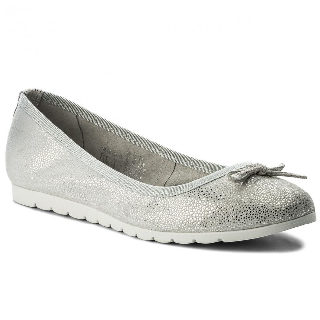 Shoes MARCO TOZZI - 2-22123-20 White Metallic 151