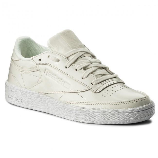 Shoes Reebok Club C 85 Patent BS9776 White