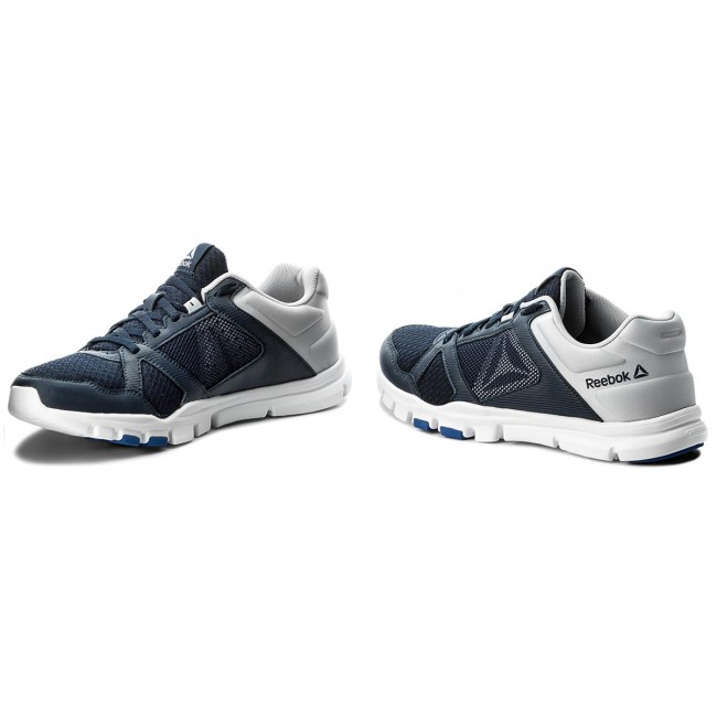 Shoes Reebok Yourflex Train 10 Mt BS9999 NavyCloud GreyBlueWht