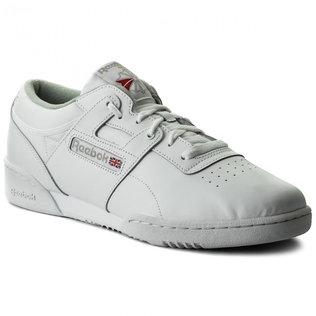 chaussures de séparation 47ae2 8a260 Shoes Reebok - Workout Low CN0636 Int White/Grey