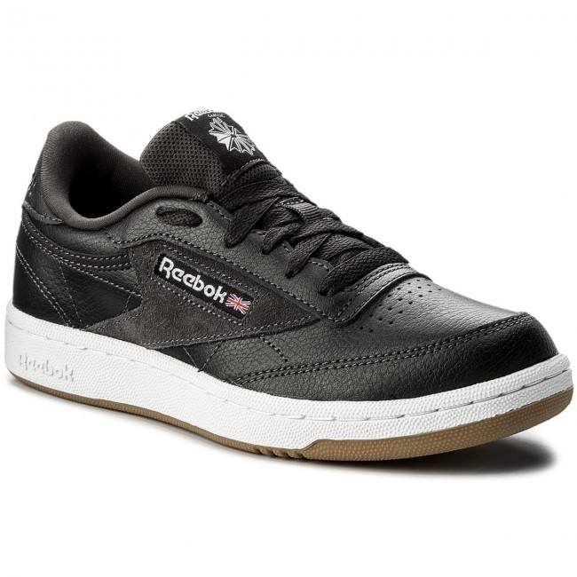 Shoes Reebok - Club C 85 Estl CN1199 Coal/White/Washed Blue