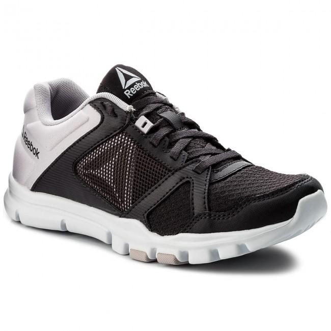 Shoes Reebok - Yourflex Trainette 10 Mt CN1250  Smoky Volcano/Quartz/Wht