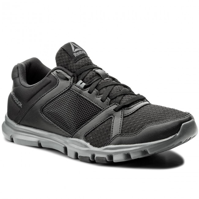 Shoes Reebok - Yourflex Train 10 Mt CN1545 Black/Alloy
