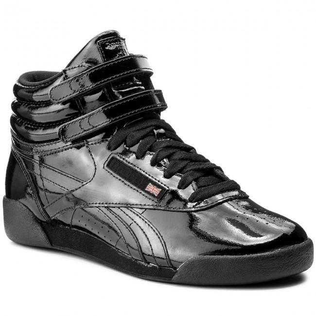 Shoes Reebok - F/S Hi Patent CN2077 Black