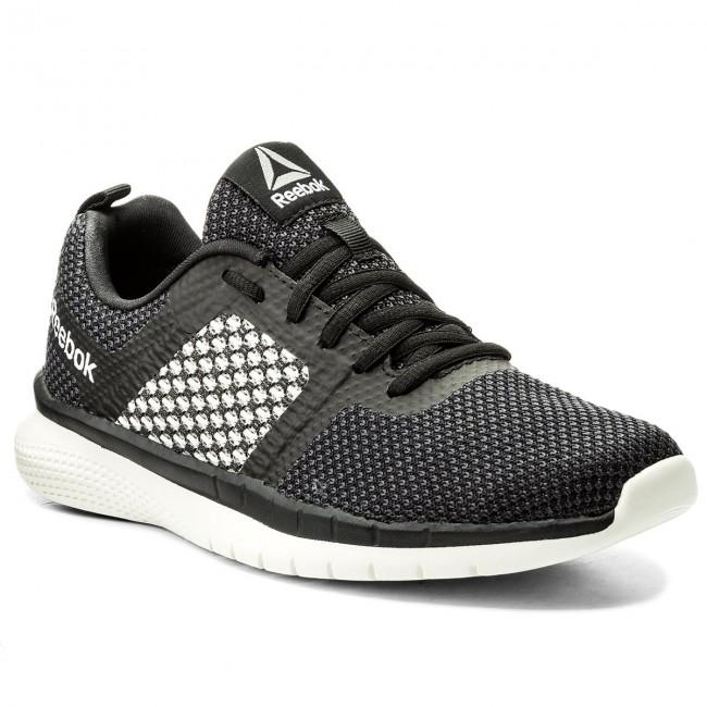 Shoes Reebok - Pt Prime Runner Fc CN3153 Blk/Coal/Chlk/Wht/Slv/Stl