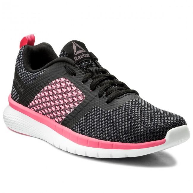 Shoes Reebok - Pt Prime Runner Fc CN3155 Black/Grey/Pink/Wht
