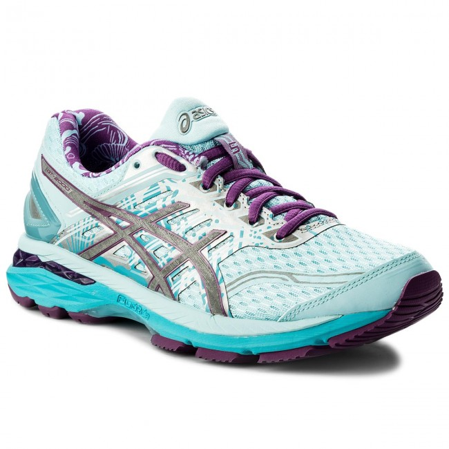 Shoes ASICS - GT-2000 5 Lite-Show T761N Pale Blue/Orchid/Reflective 3936