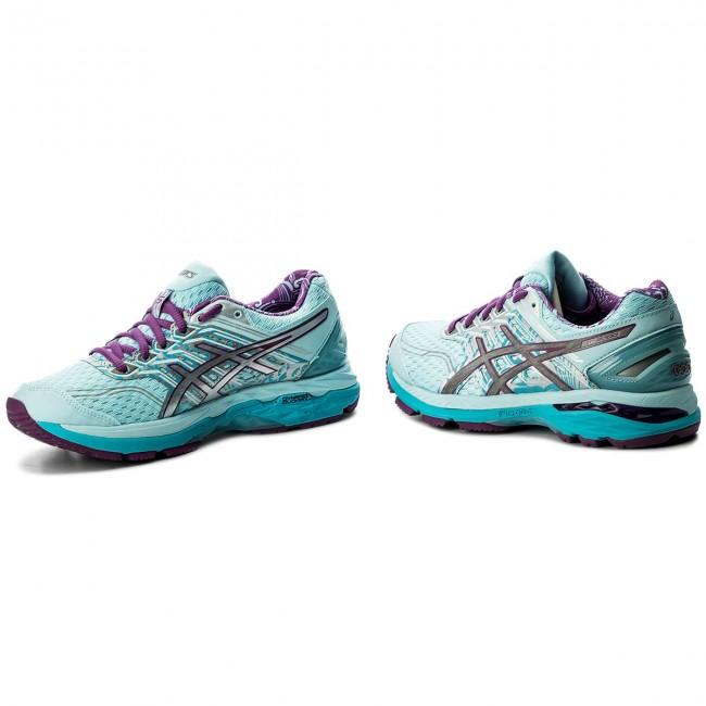 Perfekt Schuhe ASICS GT 2000 5 Lite Show T761N Blau