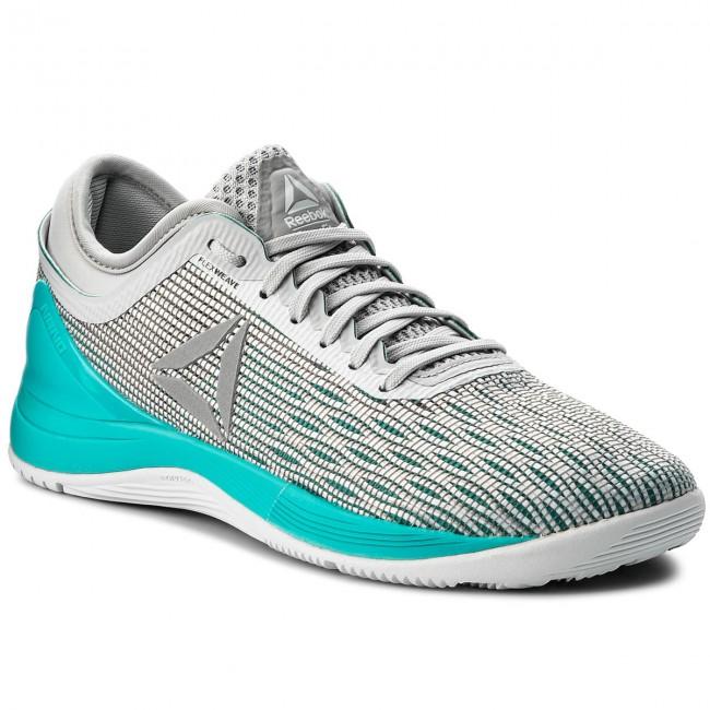 Shoes Reebok - R Crossfit Nano 8.0 CN1042 White/Grey/Teal