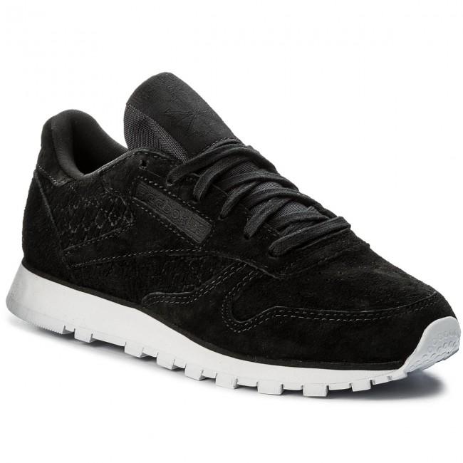 Shoes Reebok - Cl Lthr Woven Emb BT0005