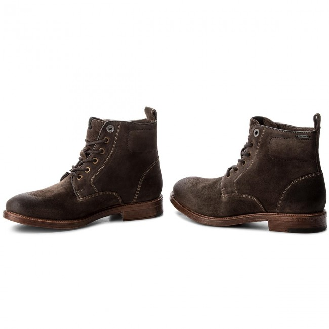 buy online 1cc88 acfb9 Knee High Boots PEPE JEANS - Barun PMS50148 Stag 884