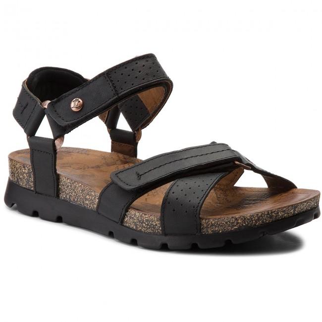 Sandals PANAMA JACK - Sambo Explorer C3 Napa Grass Negro/Black