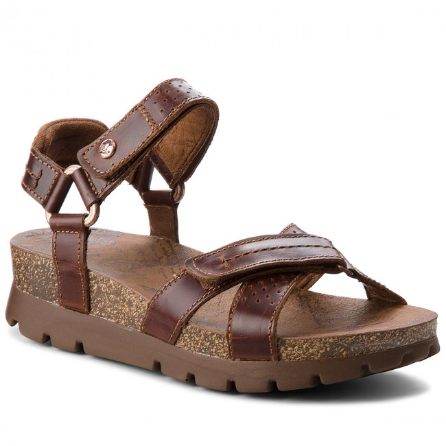 Sandals PANAMA JACK - Saffi Explorer B4  Pull-Up Cuero/Bark