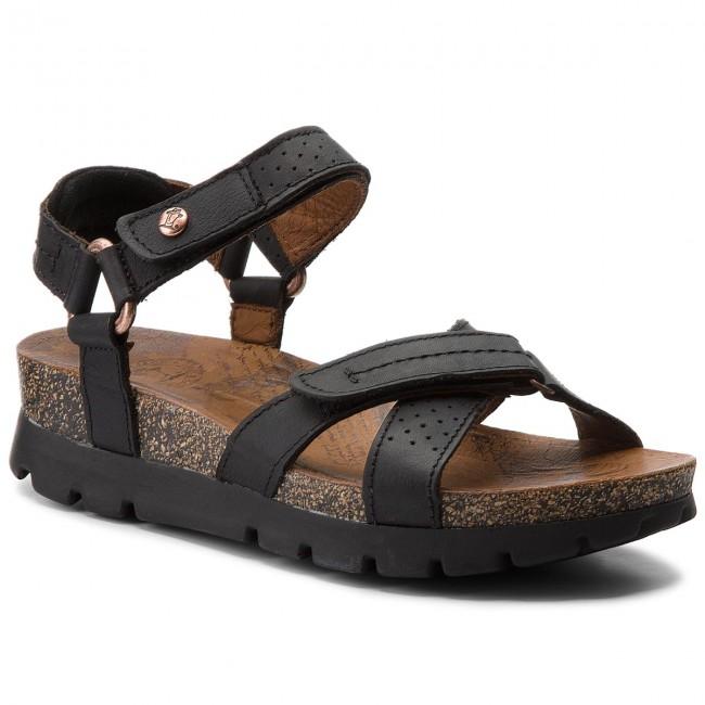 Sandals PANAMA JACK - Saffi Explorer B3  Napa Grass Negro/Black