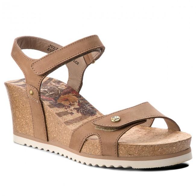 Sandals PANAMA JACK - Julia Sailor B5 Napa Grass Taupe