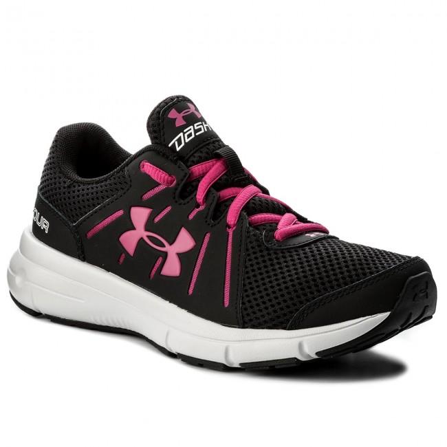 online retailer 9bd9f 30591 Shoes UNDER ARMOUR - Ua W Dash Rn 2 1285488-003 Blk/Glg/Tpk