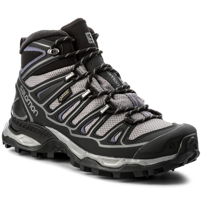 official photos 818fc c6cda Trekker Boots SALOMON - X Ultra Mid 2 Spikes Gtx GORE-TEX 377821 20 V0  Detroit/Black/Artist Grey X