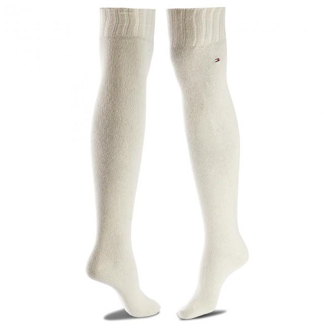 Knee High Socks TOMMY HILFIGER 433018001 3538 Snow White 748