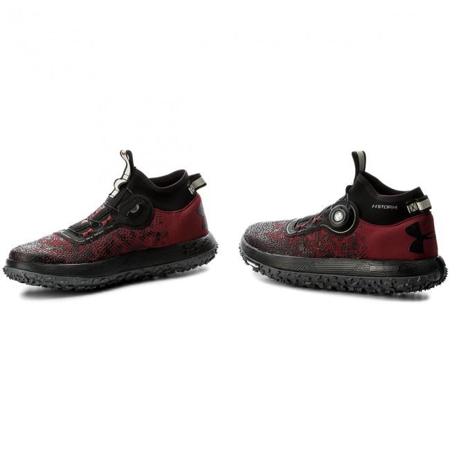 promo code c3f3e 2fc0a Shoes UNDER ARMOUR - Ua Fat Tire 2 1285684-600 Crd/Rhg/Blk