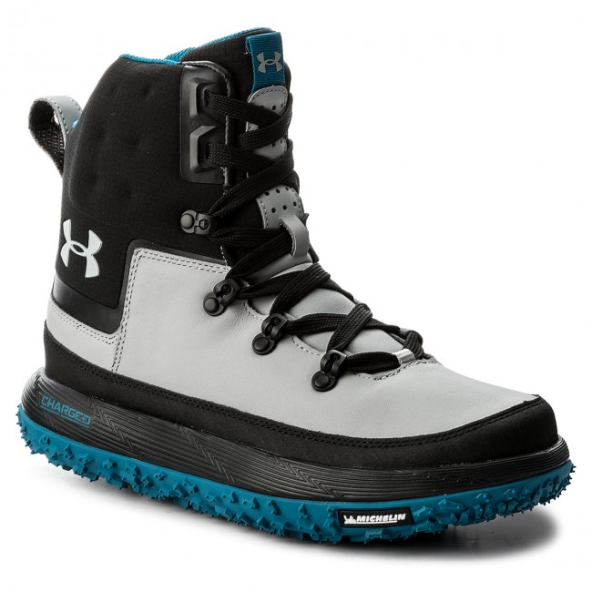 more photos c02e5 dd567 Snow Boots UNDER ARMOUR - Ua Fat Tire Govie 1299193-002 Blk/Ocg/Ocg