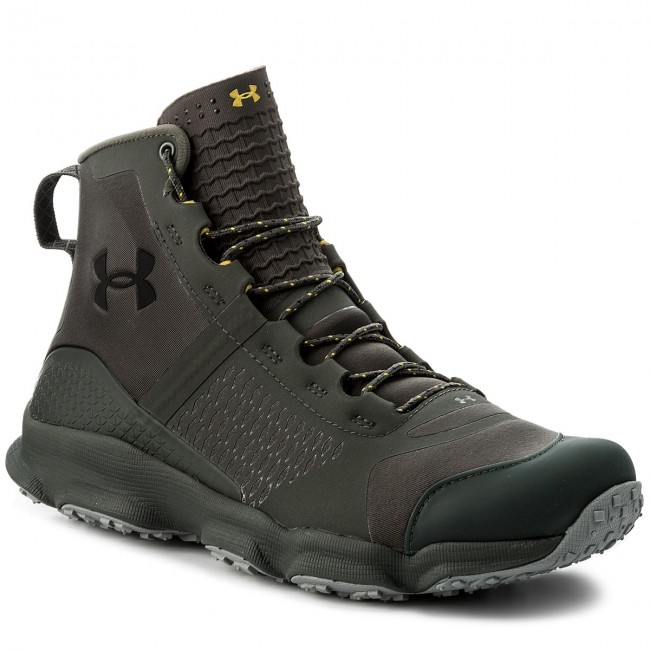 Shoes Under Armour Ua Speedfit Hike Mid 1257447 952 Nrg Stl Blk Trekker Boots High Boots And Others Men S Shoes Efootwear Eu