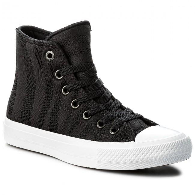 Sneakers CONVERSE - Ctas II Hi 155493C Black/White/Gum