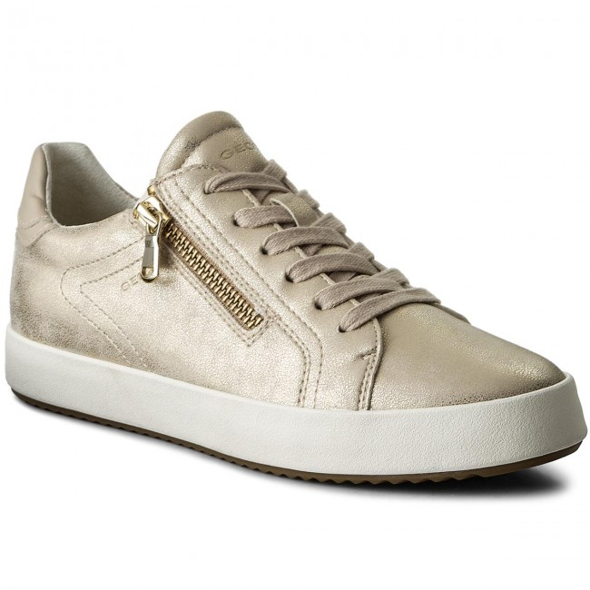 Seis Admisión varonil  Sneakers GEOX - D Blomiee B D826HB 0PVBC C6738 Lt Taupe - Sneakers - Low  shoes - Women's shoes | efootwear.eu