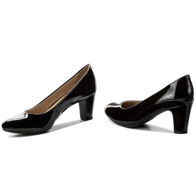 Shoes GEOX D Mariele Mid B D32T7B 00066 C9997 Black