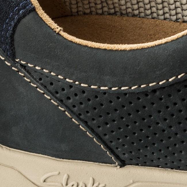 Clarks Unstructured Stafford Park5 Herren Sneaker Tan
