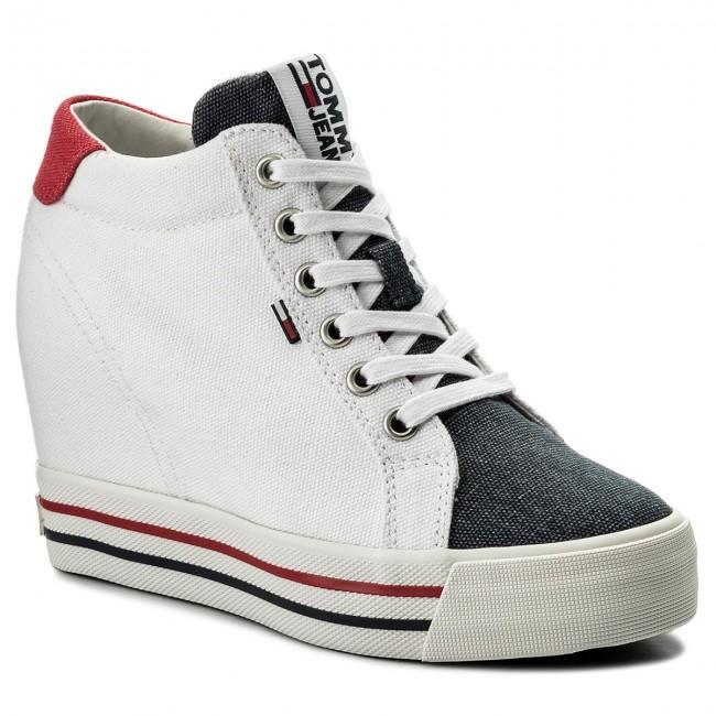 Sneakers TOMMY JEANS - Sneaker Wedge