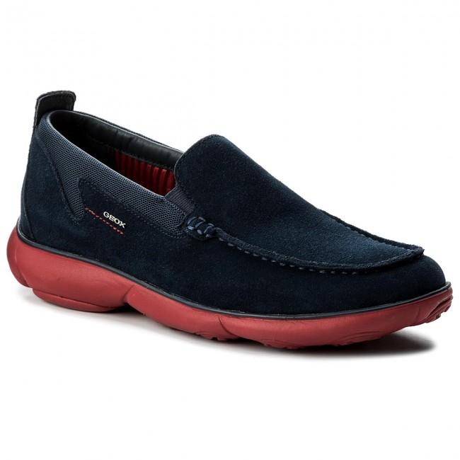 Shoes GEOX U Nebula D U82D7D 00022 C020 BlueRed