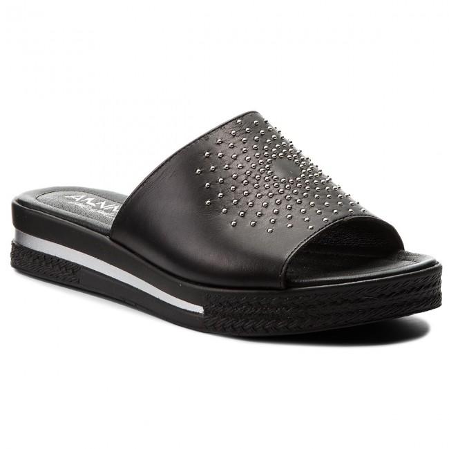 Slides ANN MEX - 8781 01S Black