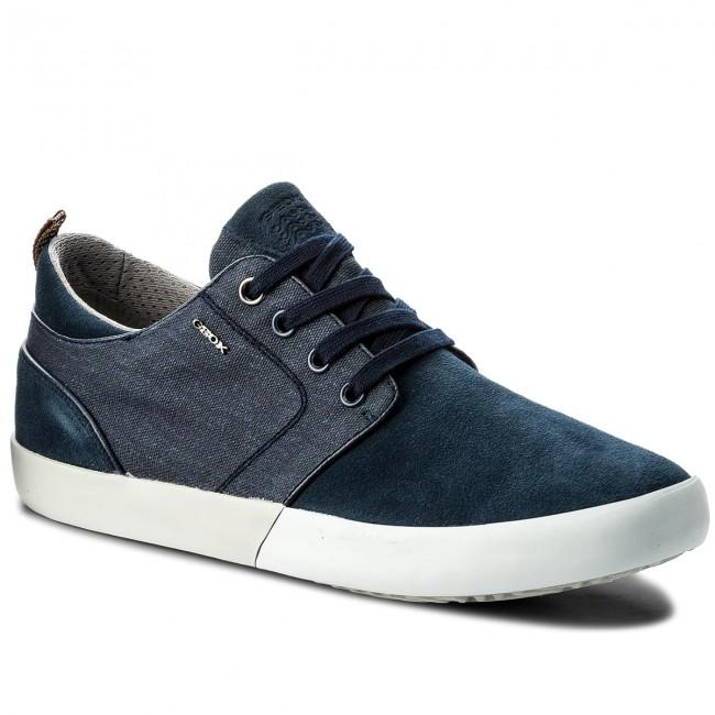 Sneakers GEOX U Smart B U82X2B 022NB C4000 Blue
