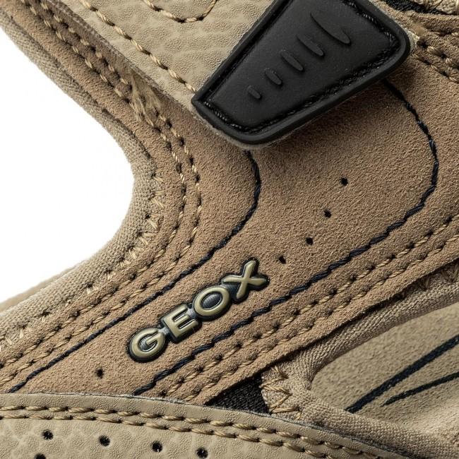 Sandals GEOX U S.Strada D U8224D 050AU C0829 SandNavy FuLUr