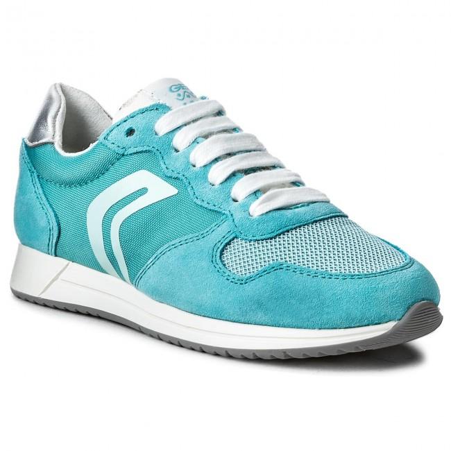 Sneakers GEOX - J Jensea G. E J826FE 0FU22 C4069 S Lake