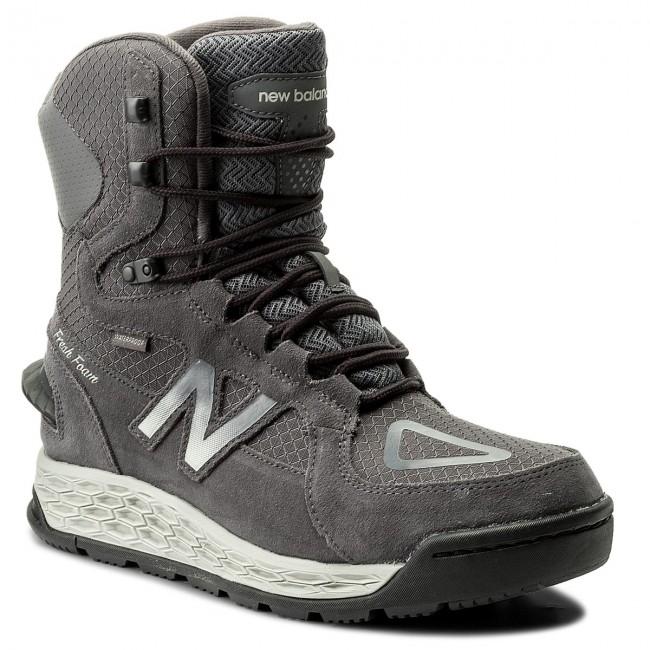 Snow Boots NEW BALANCE - BM1000GY Grey