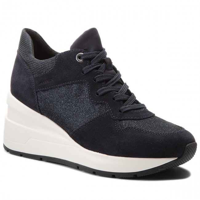 Sneakers GEOX - D Zosma C D828LC 022EW C4002 Navy