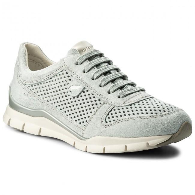 máquina de coser Corrupto Coche  Sneakers GEOX - D Sukie F D62F2F 00022 C4004 Azure - Sneakers - Low shoes -  Women's shoes | efootwear.eu